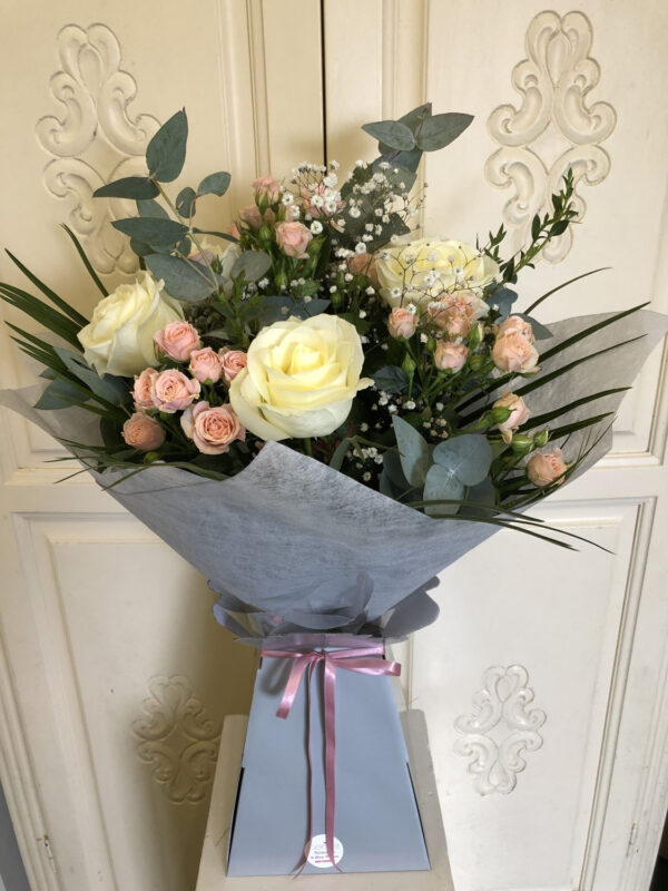Cerise Flowers Bouquet Tramore Waterford Delivery 13