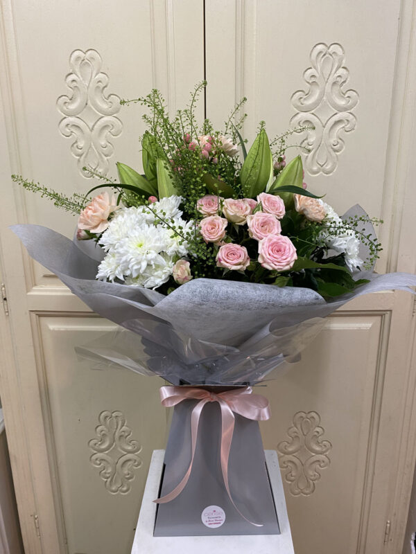 Cerise Flowers Bouquet Tramore Waterford Delivery 18