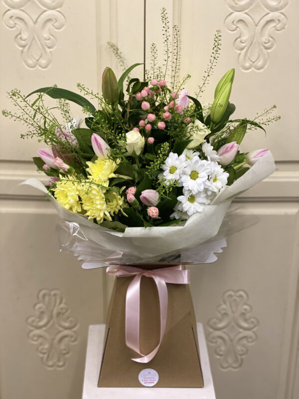 Cerise Flowers Bouquet Tramore Waterford Delivery 20