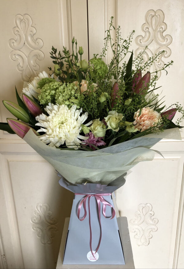 Cerise Flowers Bouquet Tramore Waterford Delivery 4