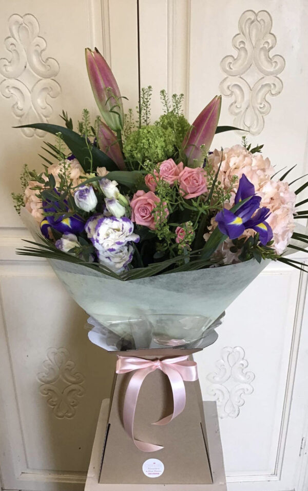 Cerise Flowers Bouquet Tramore Waterford Delivery 7