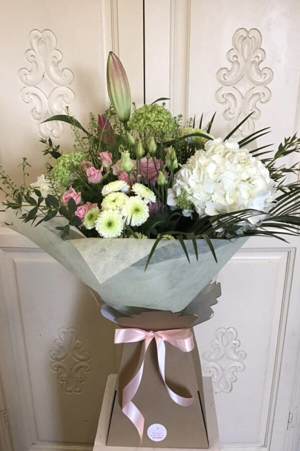 Cerise Flowers Bouquet Tramore Waterford Delivery 8