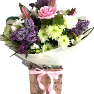 Cerise Flowers Tramore Waterford Delivery Bouquet Subscription