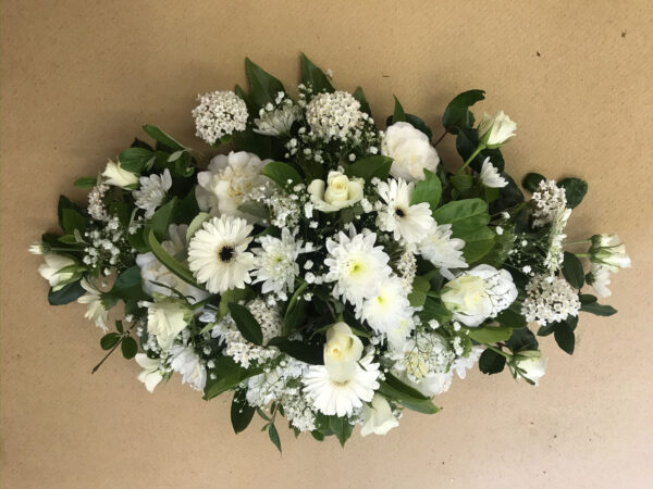 Funeral flowers Tramore Waterford coffin 06