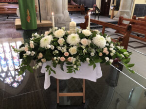 Wedding Florist Waterford Flowers Bridal Tramore Aoife&Keith17