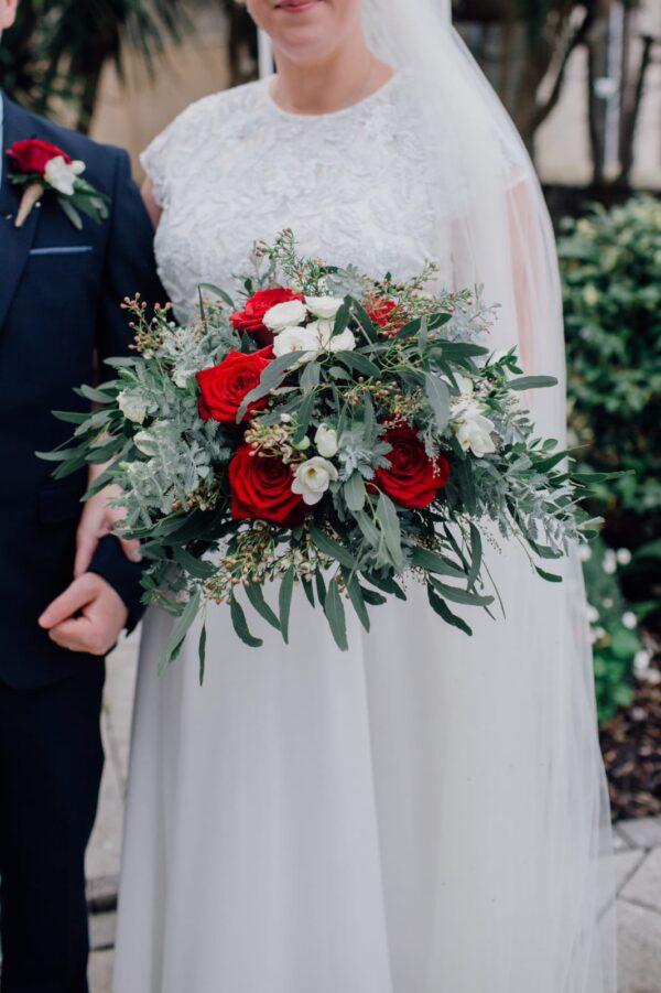 Wedding Flowers Waterford Tramore Bridal Sarah & James1