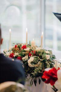 Wedding Flowers Waterford Tramore Bridal Sarah & James5