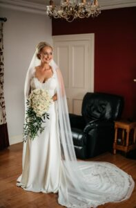 Wedding Flowers Waterford Tramore Bridal wedding florist tramore cerise flowers (4)