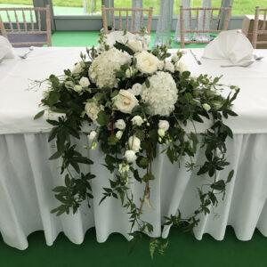 Wedding Flowers Waterford Tramore Bridal wedding florist tramore cerise flowers (6)