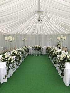 Wedding Flowers Waterford Tramore Bridal wedding florist tramore cerise flowers (7)