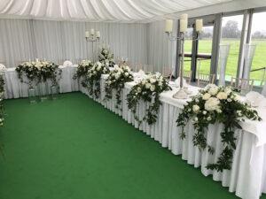 Wedding Flowers Waterford Tramore Bridal wedding florist tramore cerise flowers (9)