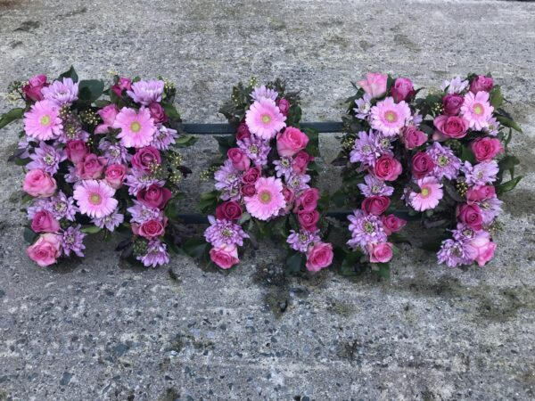 funeral lowers tramore family florist tramore cerise flowers (1)
